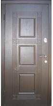 Входные двери «Брама», 1,5 мм. сталь, коробка утепленная, толщина полотна 75 мм.
