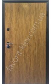 Входные двери, «Закат», 2 мм. сталь, 98 мм. толщина полотна, оцинкованная сталь