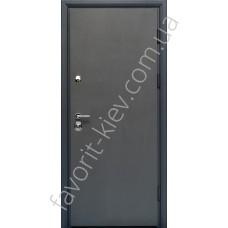 Входные двери, модель «Платина», 2 мм. сталь, 98 мм. толщина полотна, оцинкованная сталь