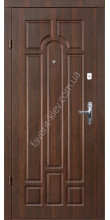 Входные двери «Арочная», с толщиною полотна 60 мм