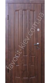 Входные двери, квартира\улица, модель «Линда», 1,5 мм. сталь, толщина полотна 70 мм.