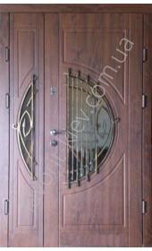 Полуторная входная дверь, модель «Геракл»