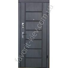 Входные двери, модель «Мароко», толщина полотна 75 мм.