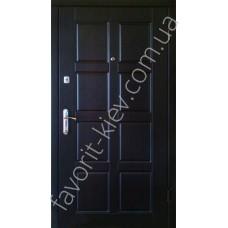 Входные уличные и квартирные двери модель «Циклон», толщина полотна 78 мм, 1,5 мм сталь