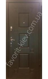Входная дверь «Стиль», МДф на две стороны