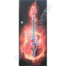 Экслюзив с зеркалом внутри, модель «Гитара»