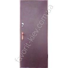 Входная дверь Бюджет класса «Кожвинил»