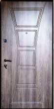 Входные двери Вип класса, модель «Милениум»