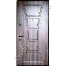 Вхідні двері Віп класу, модель «Миленіум»