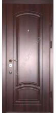 Входная бронированная дверь с уличным покрытием, модель «Дачия»