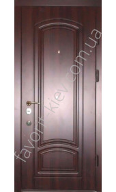 Дверь металлическая входная, модель «Arka»