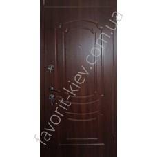 Металлические двери, модель 029