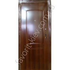 Металлическая входная дверь, модель 138-1