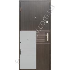 Входные двери, модель «Мидо», толщина полотна 75 мм.
