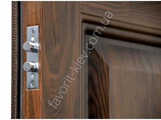 Входная дверь терминология: броненакладка