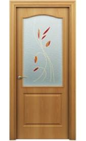 """""""Интерьерные Двери"""" Палитра 11-4 ПО с рисунком"""