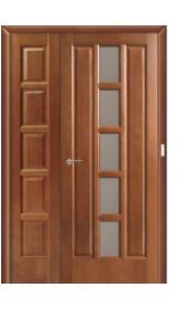 """Двери Квадра+добор """"НСД Двери"""""""