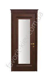 """Двери Франческа 1 без канта """"Woodok"""""""
