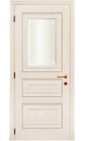 """Двери Франческа 3 ПО беленый дуб """"Woodok"""""""
