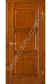 """Двери 14 ПГ каштан, бел. дуб, венге """"Terminus"""""""