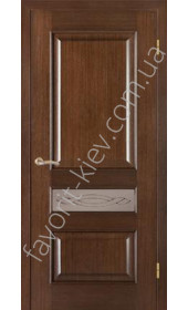 Двері міжкімнатні Terminus 48 ПО1 венге шоколад