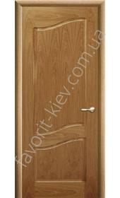 Межкомнатные двери Свобода Valdo 710 Орех ПГ