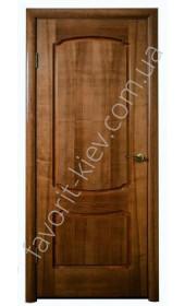 Межкомнатные двери Свобода Valdo 750 Тёмный орех ПГ