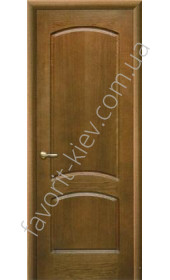Межкомнатные двери Свобода Valdo 757 Орех ПГ