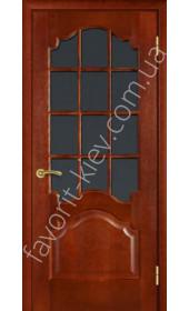 "Двери 8 под стекло орех миланский ""Terminus"""