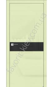 """Двери A2 S со стеклом фисташковое """"Avangard"""""""