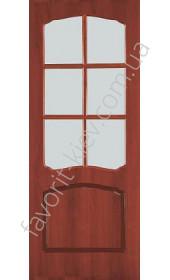 Межкомнатные двери Интерьерные Двери Коралл 52-3 ПО