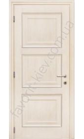 """Двери Франческа 5 ПГ беленый дуб """"Woodok"""""""