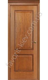 """Двери Гранд ПГ (орех) """"Двери Беларусии"""""""