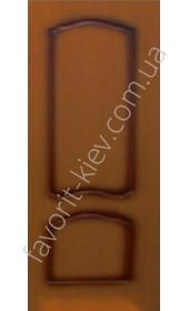 Межкомнатные двери Интерьерные Двери Ладога 52-3 Классика ПГ