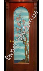Межкомнатные двери Деревянные Двери Массив 2.11а