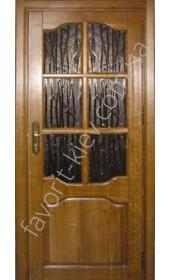 Межкомнатные двери Деревянные Двери Массив 2.5а