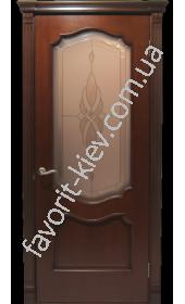 Міжкімнатні двері Дерев'яні Двері Масив 2.6 а