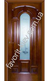 Межкомнатные двери Деревянные Двери Массив 3.2а