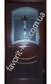 Межкомнатные двери Деревянные Двери Массив 3.4а