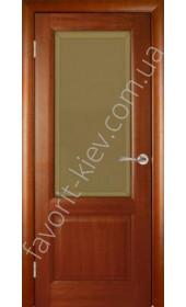 """Двери Парламент ПО венге, маккоре """"Woodok"""""""