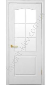 """Двери Симпли В со стеклом """"Новый Стиль"""""""