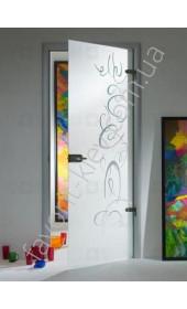 Межкомнатные двери Sklo + Glass Эмоция