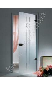Межкомнатные двери Sklo + Glass Планета