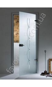 Межкомнатные двери Sklo + Glass Родник