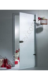 Межкомнатные двери Sklo + Glass Тайна (1 сатин)