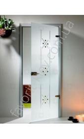 Межкомнатные двери Sklo + Glass Трио
