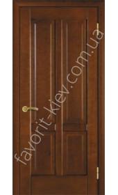 """Двери 19 ПГ каштан, бел. дуб, венге """"Terminus"""""""