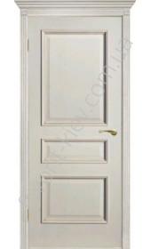 Міжкімнатні двері двері Білорусі Відень-Ш ПГ (білий ясен)