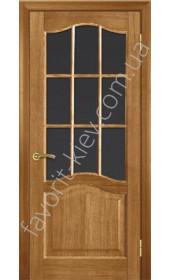 """Двери Верона мод.3 дуб темн ПО """"Terminus"""""""