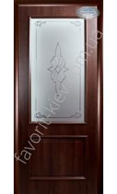 """Двери Вилла DeLuxe+Р1 """"Новый Стиль"""""""